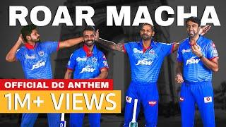 Delhi Capitals Official anthem | O Dilli re, tu #RoarMacha