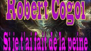 Robert Cogoi - Si je t