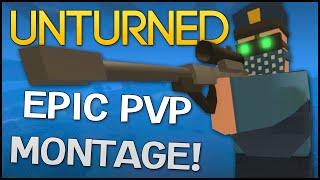 Unturned 3.0 PvP Montage - KINGS NEVER DIE! (Unturned 3.0 PvP Server - Sniping Gameplay)