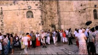 Экскурсия в Израиль ,Иерусалим и храм Гроба Господня(, 2014-06-02T14:58:09.000Z)