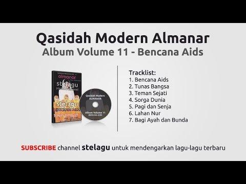Qasidah Modern Almanar Album Volume 11 Bencana Aids - MP3 Almanar