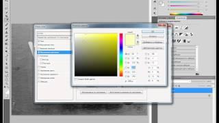 Видеоурок фотошоп(Photoshop tutorial) Текст из воды