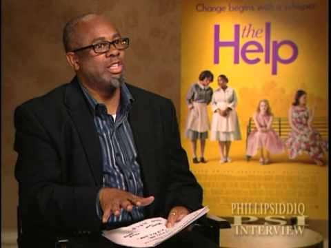 TATE TAYLOR  And   OCTAVIA SPENCER  Interview With PHILLIP SIDDIQ For The Film The Help