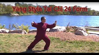Yang Style Tai Chi 24 Form in St. Louis, MO
