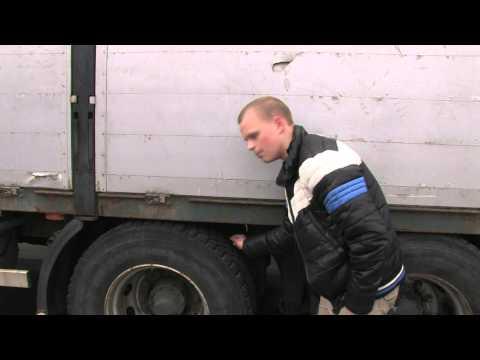 Uppkörning lastbil funktionsbeskrivning