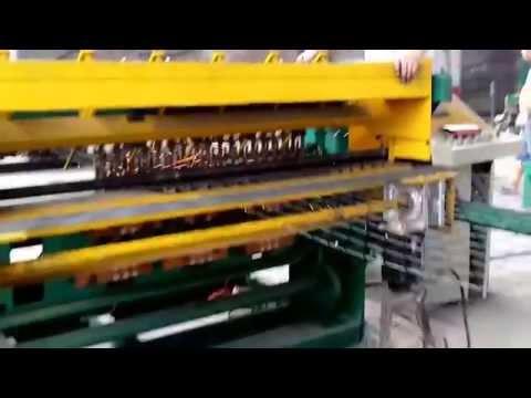 Автоматизированная линия для изготовления арматурных сеток