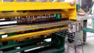 Автоматизированная линия для изготовления арматурных сеток(Автоматизированная линия для изготовления арматурных сеток Ширина полотна сетки, мм 1200 Длина полотна сетк..., 2014-08-28T03:48:39.000Z)
