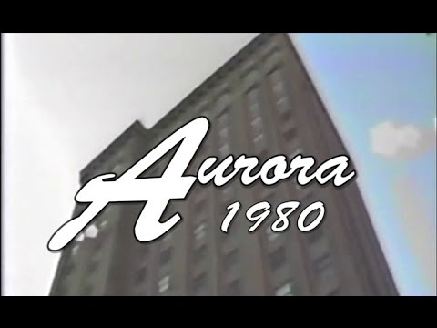 Downtown Aurora: Then And Now (2014)