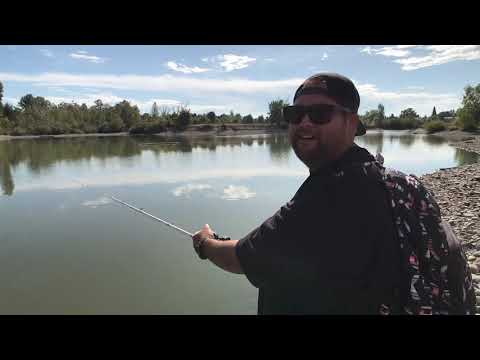 Fishing For Large Mouth Bass Day 1 | Pond Fishing | Eugene Oregon