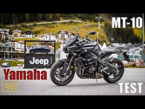 Yamaha MT-10 TEST | Wie Gut Fährt Der Transformer???
