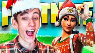EXCLUSIVE SKIN RETURNS 1 YEAR LATER.. *FORTNITE CHRISTMAS*