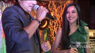 កម្លោះមង្គលបូរី ស្រីសេរីសោភ័ណ - Bunnat and Chhoun Sreymao duet Khmer Ramvong song