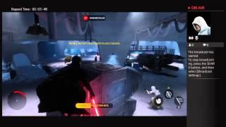 Star wars battlefront loading gameplay
