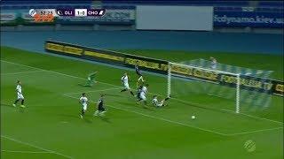 Олімпік - Чорноморець - 1:0. Відео матчу