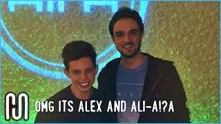 Spending A Day with Ali-A? @OMGitsAliA Day In The Life!