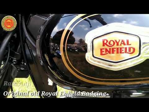 Royal Enfield STANDARD Dual Disc Varient 2019 Edition walk around