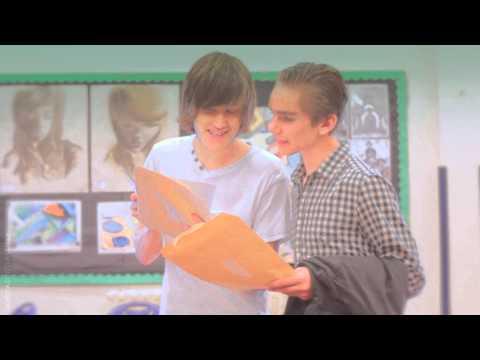 Downham Market Academy GCSE Results Day 2015