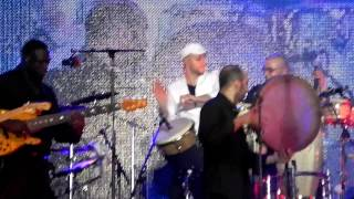 Maher Zain Live in Malaysia - Barakallahu Lakuma (MZ playing music instrument)