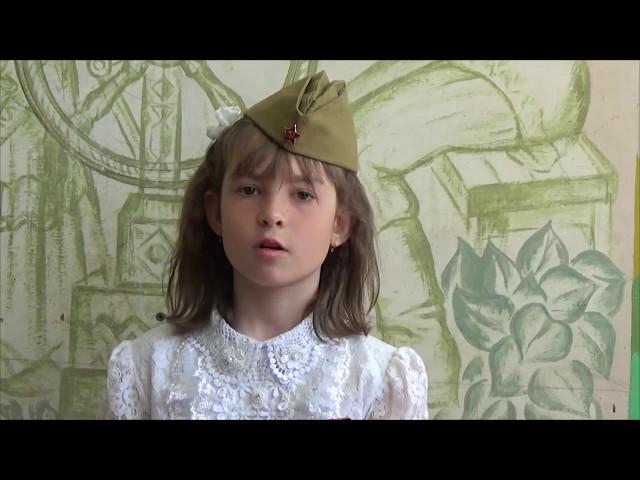 Изображение предпросмотра прочтения – «Учащиеся 3 класса» читают отрывок изпроизведения «Ленинградская поэма» (Берггольц Ольга)