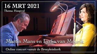 Martin Mans en Lydia van Mourik - Breepleinkerk Rotterdam
