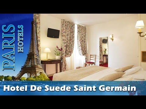 Hotel De Suede Saint Germain - Paris Hotels, France