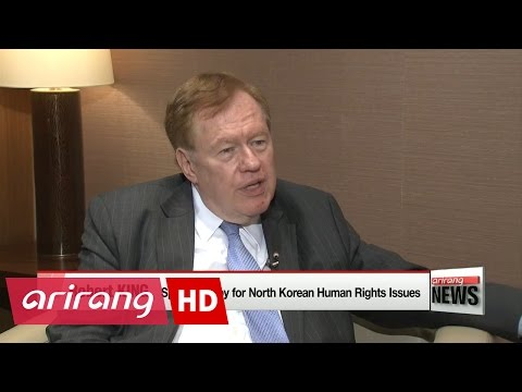 Expert's view: Special Envoy for N. Korean Human Rights Issues