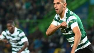 sporting vs porto brahimi vs slimani 2014/2015