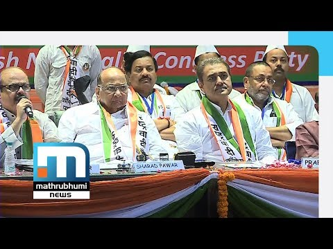 Central Leadership To Intervene In NCP Polls In Kerala| Mathrubhumi News