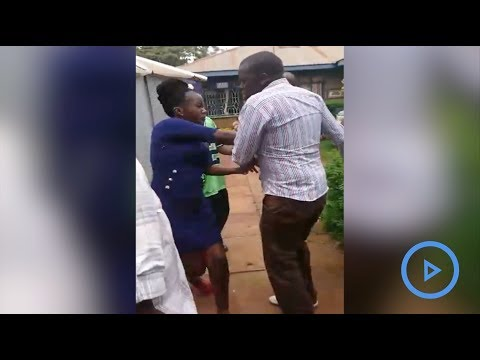 Drama during Ruguru by-elections after a Maendeleo Chap Chap agent was attacked