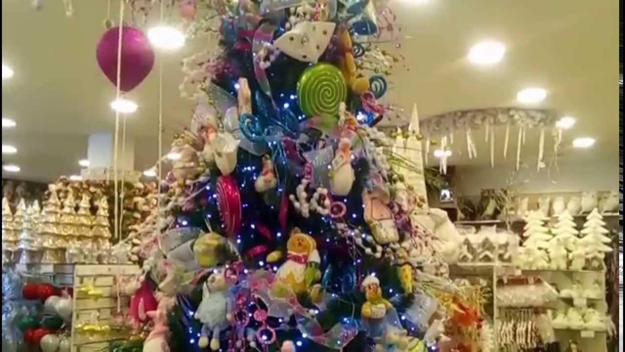 Arbol de navidad con mu ecos para arbol de navidad para el - Arboles de navidad decorados 2017 ...