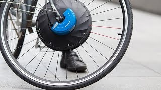 Make Any Bike An Electric Bike - 5 Incredible Bike Inventions