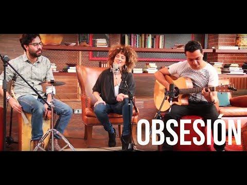 Inés Gaviria - Obsesión ( Cover Acústico)