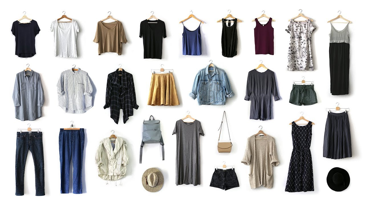 Image result for capsule wardrobe