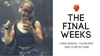 Three Weeks To Go | Bikini Prep Is Hard | Weekly Vlog #10