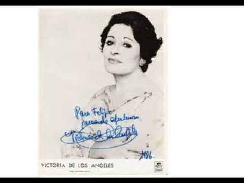 Victoria de los Angeles. 27 & 32.  Teatro Colon 1972