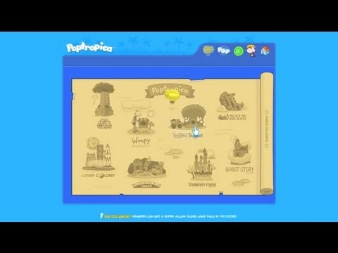 Download Poptropica: How to Beat Twisted Thicket : Poptropica Game Tips