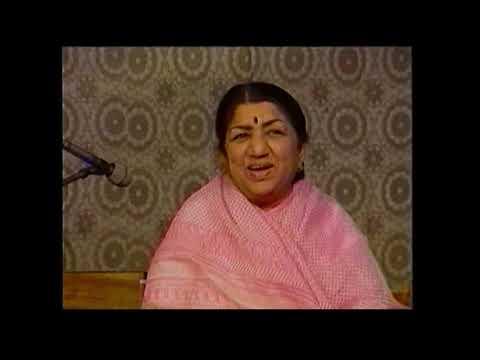 Lata Mangeshkar speaks about her life