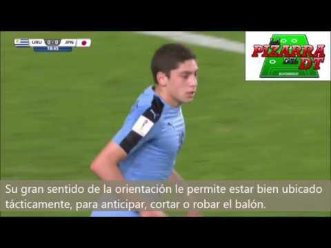 Federico Valverde   Mundial Sub-20 Corea del Sur 2017