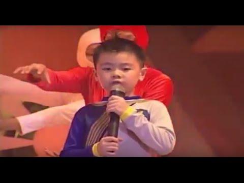 Bài hát 5 anh em siêu nhân Gao Tiếng Việt - 5 con khỉ và siêu nhân điện  quang