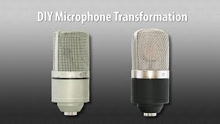 DIY Microphone Upgrade