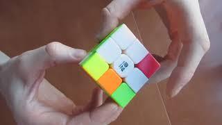 Простой способ сборки кубика рубика