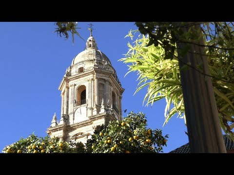 Costa del Sol - Trip to Malaga City Part 3 in 4K Mark Gwinnell