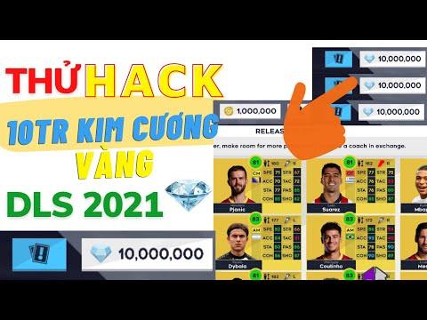 cách hack game dream league soccer cho android - Thử Hack Kim Cương Vàng Dream Soccer 2021 cho IOS/Adroid | Có sử dụng được không???