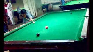 Snooker new pakistan hyderabad sindh