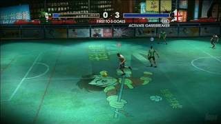 FIFA Street 3 Xbox 360 Video - Mexico vs. England
