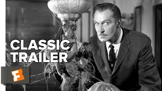 House on Haunted Hill (1959) Official Trailer - Vincent Price, Richard Long Horror Movie HD