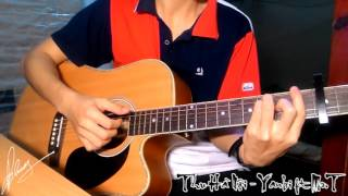 Thu Hà Nội - Yanbi ft Mr.T - Guitar cover
