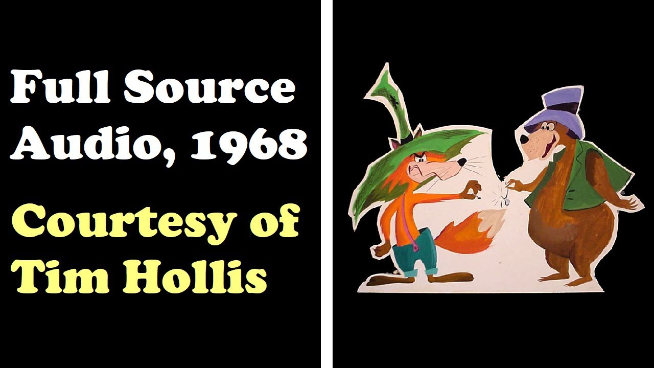 Video - Tales of the Okefenokee (1968) - Full Source Audio