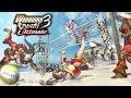 Warriors Orochi 3 - Lubu Gameplay - Chaos - YouTube