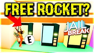 FREE ROCKET FUEL? ROBLOX JAILBREAK MYTH BUSTING *PART 2* (ROBLOX)